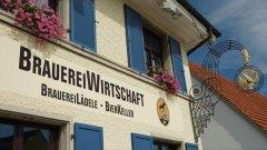 Willkommen bei der Berg-Brauerei bei Ehingen