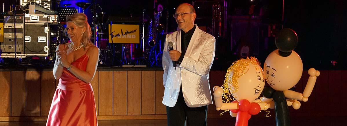 Elke und Fritz Lallemand, unsere Trainer, sind das Herz des Tanzsports in Pfuhl